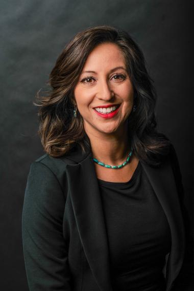 Andrea Romero, Vice Provost for Faculty Affairs